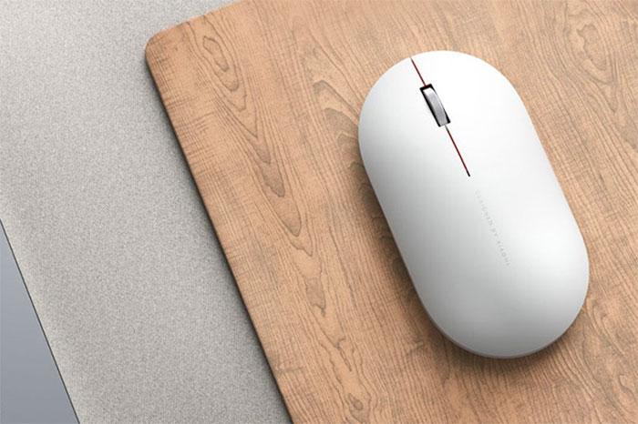 La souris Xiaomi à 12 €, dispo en deux couleurs