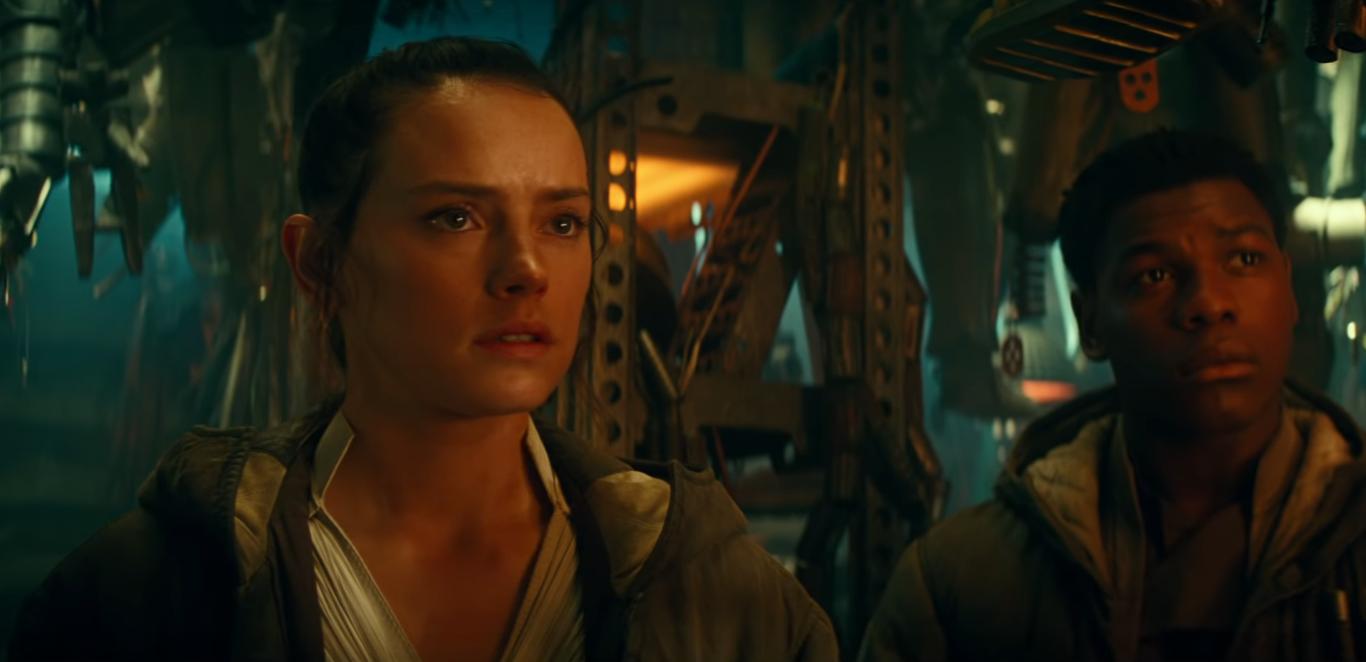 Star Wars 9 The Rise of Skywalker : une théorie un peu tirée par les cheveux sur Rey, par rapport à The Mandalorian