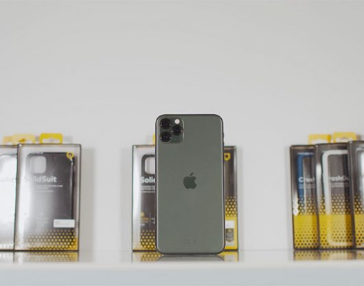 La version verte de l'iPhone 11 Pro Max