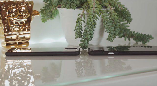 Deux appareils au look très similaire
