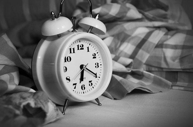 Un réveil matin