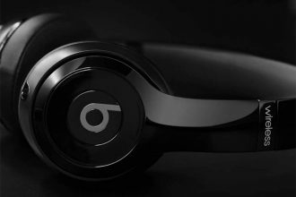 Le Beats Solo 3 en version noire