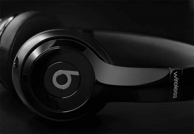 Le Beats Solo 3 en version noire