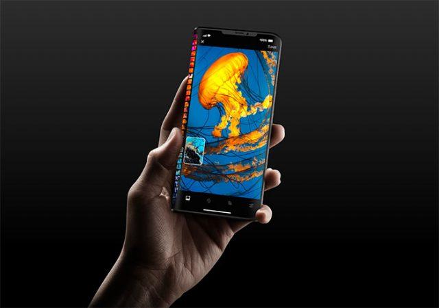 Tiens, un iPhone 12 Pro pliable