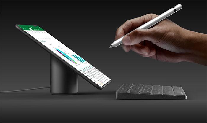 Si l'iPhone 12 Pro était doté d'un écran flexible et pliable