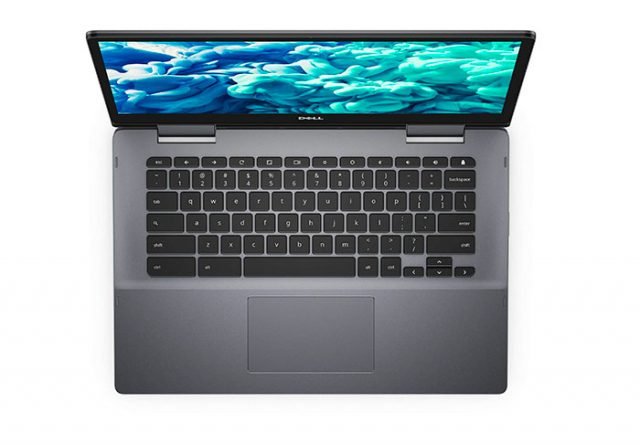 Le Dell Inspiron Chromebook 14-7486, un des Chromebook les plus séduisants à l'heure actuelle