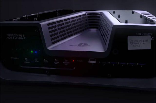 Le devkit de la PlayStation 5 se dévoile dans un concept très réussi