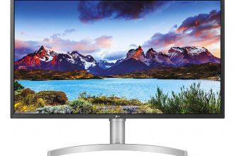 Amazon propose de belles promotions sur les écrans LG