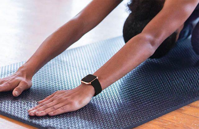 La Fitbit Versa, une montre connectée très complète