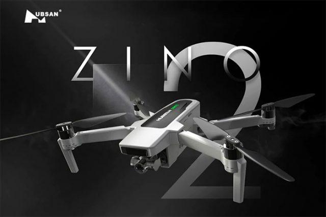 Le Hubsan Zino 2, un drone très complet