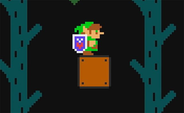 Tiens, on dirait Link