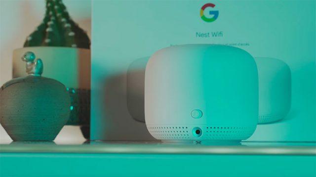 Le Nest WiFi, ou plutôt son répétiteur