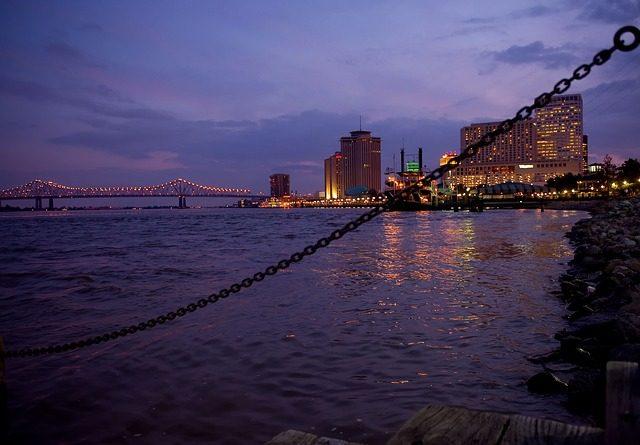 Une photo de la Nouvelle Orléans
