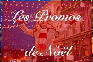 Toutes les promos de Noël