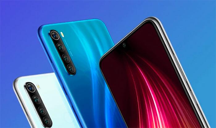 🔥 Le Xiaomi Redmi Note 8 à 148 € en version 64 Go