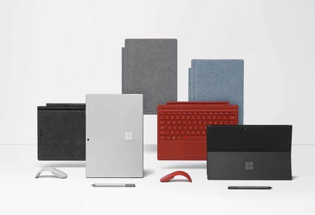 Il y a plein de promos sur les produits de la gamme Surface chez Microsoft, notamment sur la Surface Pro 7