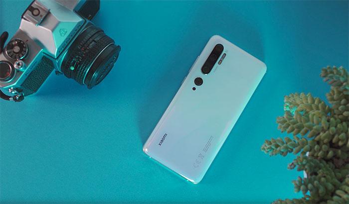 🔥 Le Xiaomi Mi Note 10 à 391 € avec expédition depuis la France