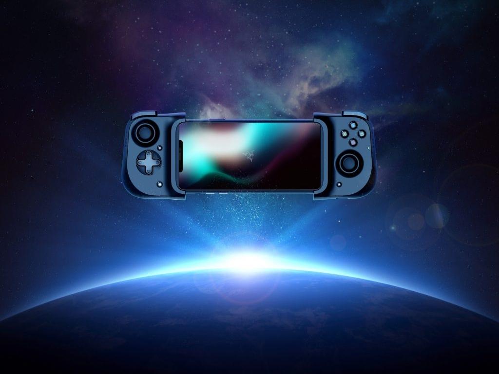 Razer a dévoilé un nouveau gamepad pour iOS et Android, façon Switch