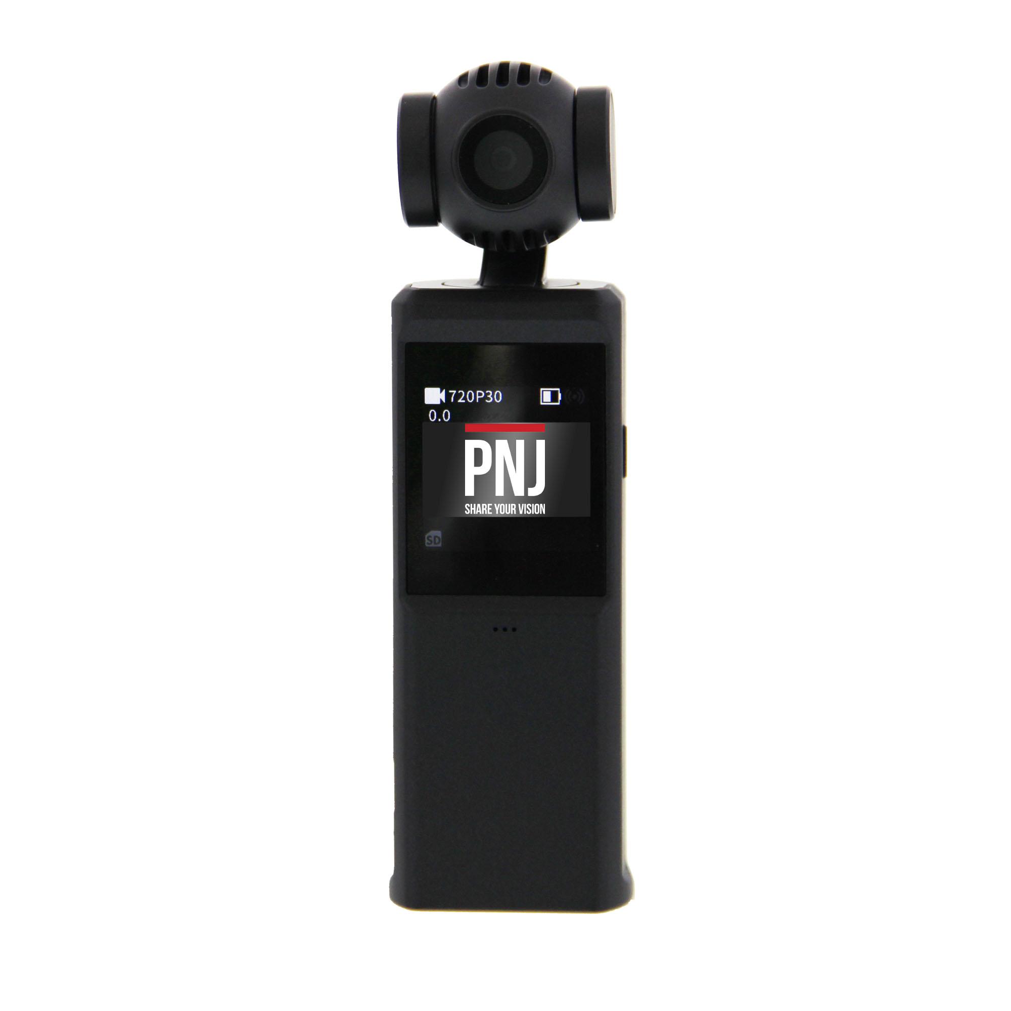 PNJ lance la PNJ Pocket en France, une chouette petite caméra stabilisée