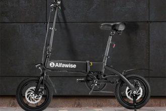 L'Alfawise X1 en pleine action