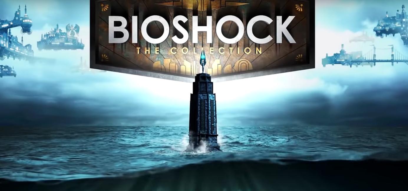 BioShock Collection bientôt dispo sur la Nintendo Switch ?