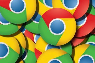 Le logo de Google Chrome