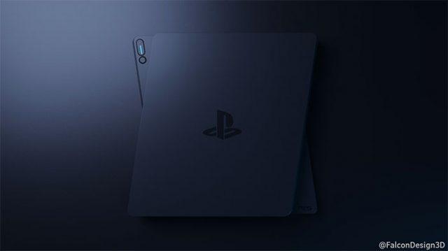 Un concept de PlayStation 5