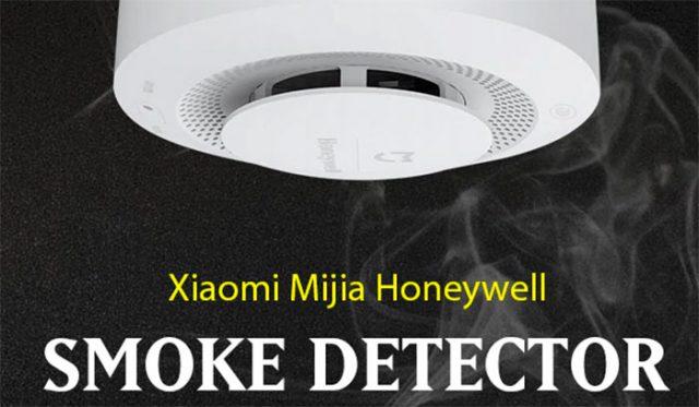 Le détecteur de fumée de Xiaomi
