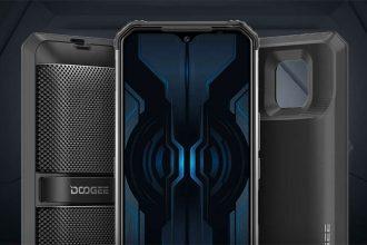 Le Doogee S95 Pro et ses modules
