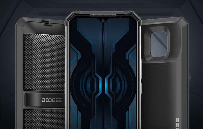 🔥 Le Doogee S95 Pro en promo à 325 €