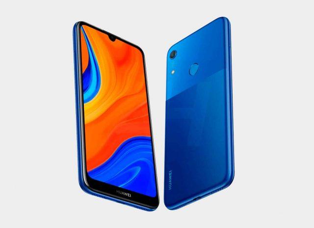 Le Huawei Y6S, premier smartphone de l'année 2019 de Huawei