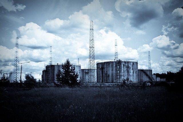 Un silos à missiles