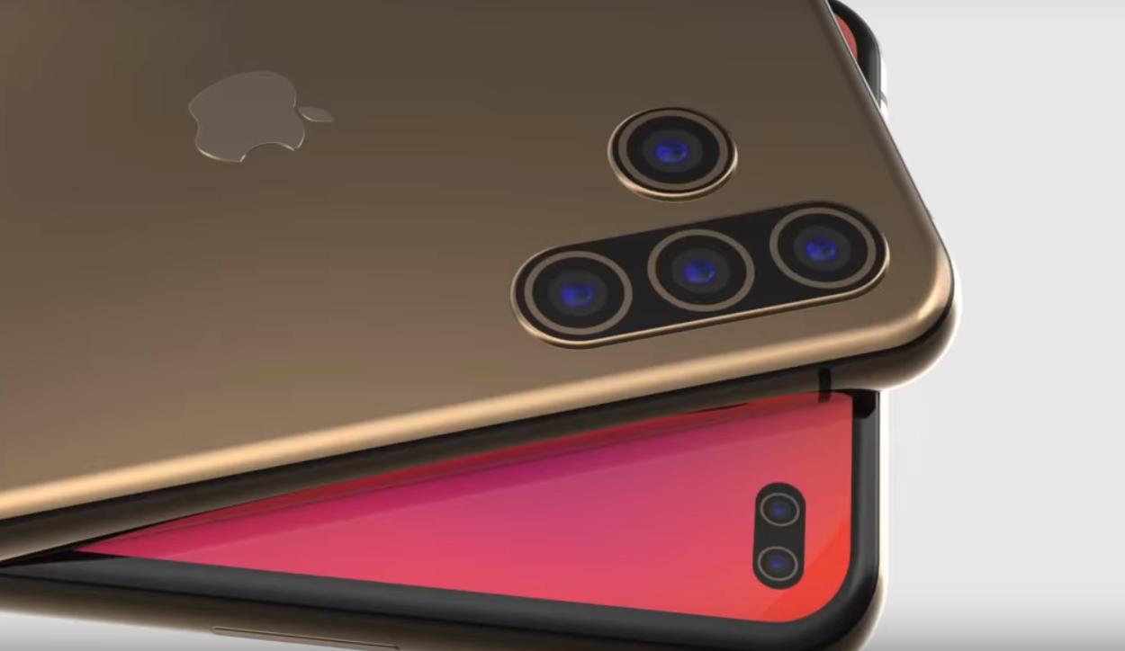 Un iPhone 12 Pro qui met l'accent sur la photo