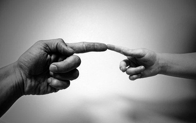 Le sens du toucher illustré