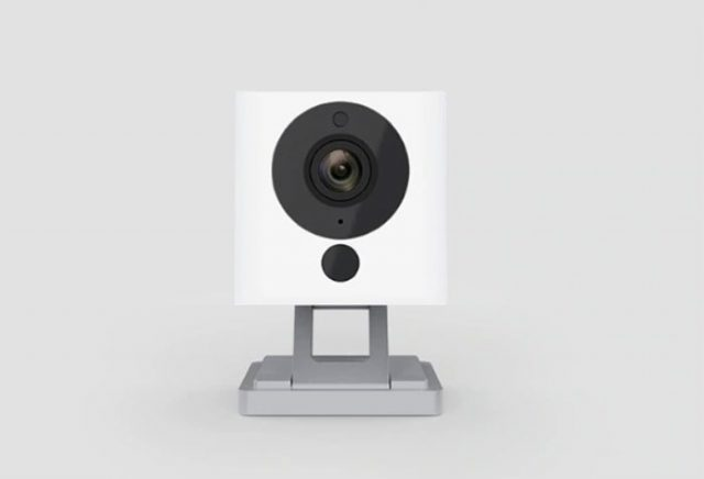 La Xiaomi Mijia Smart IP Camera 1S