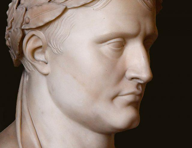 Une statue de Néron (crédits Pixabay)