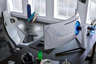 Odyssey G9, le nouvel écran gaming de Samsung