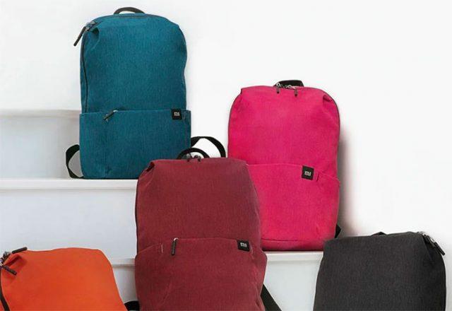 Xiaomi fabrique aussi des sacs à dos
