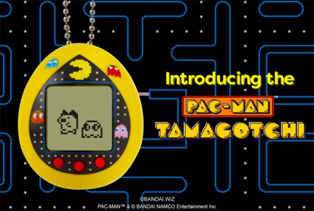 Pacman, bientôt dispo en version Tamagotchi