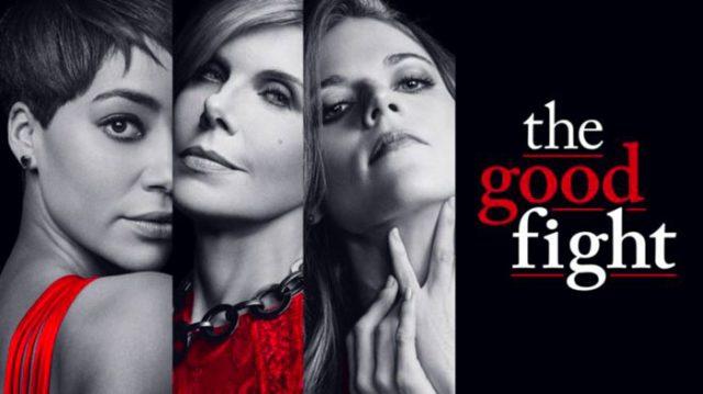 L'affiche de The Good Fight