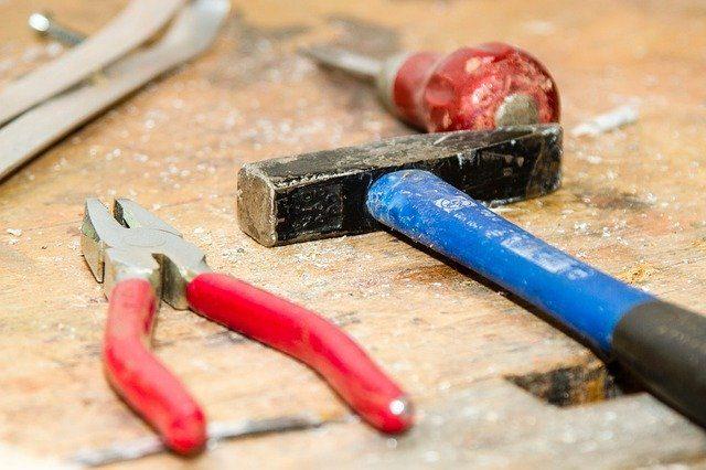 Quelques outils pris en photo