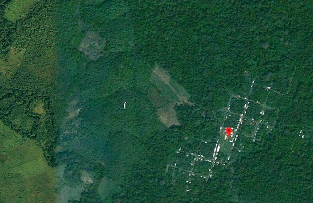 Un village perdu au beau milieu de la forêt... ou des ruines ?