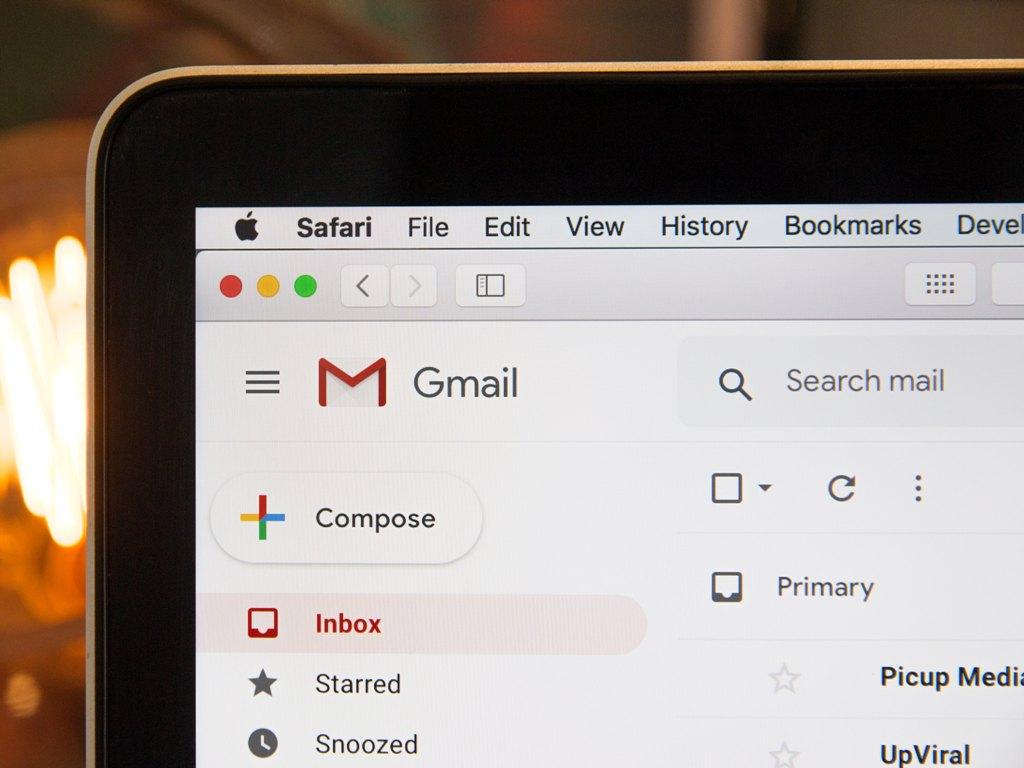 Du mieux pour Gmail sur iOS