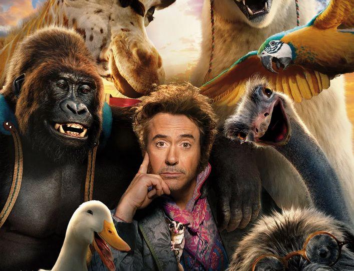 """Box-office France : """"Le Voyage du Dr Dolittle"""" et """"Birds of Prey"""" sur leurs perchoirs"""