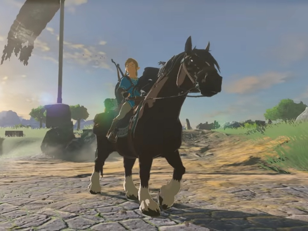 Et si Zelda Breath of the Wild 2 nous permettait d'incarner Zelda ?