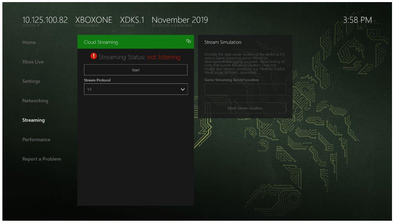 Xbox Series X : l'interface en fuite ?