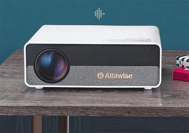 L'Alfawise Q9 en pleine action
