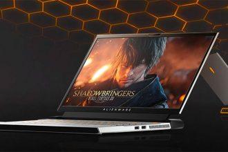 L'Alienware M15, une machine taillée pour la gaming