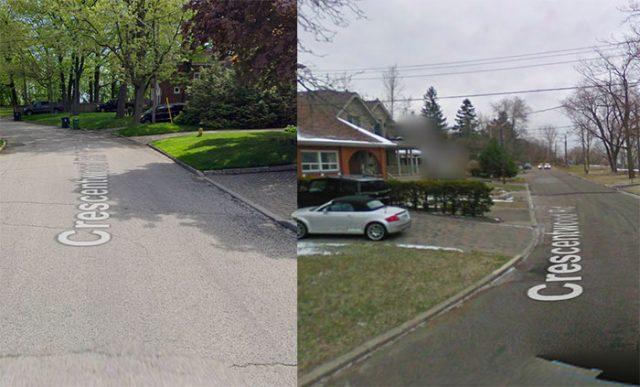 Sur Google Maps, les saisons peuvent changer très vite