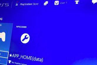 L'interface de la PS5 viendrait-elle de fuiter ?